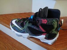 Nike Lebron 13 BHM Men's Basketball Shoes, 828377 910 Size 9.5 NEW