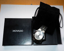 Movado Sports Edition Men's Watch 84-G1-1892.0 - Saphire Crystal, Stainless
