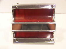 1967 68 PLYMOUTH FURY STATION WAGON LH INNER TAIL LIGHT SPORT FURY I II III