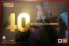 Soul of Chogokin GX-31V Voltes V 40th Anniversary Version Bandai 2015