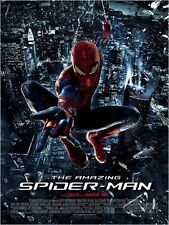 Affiche 120x160cm THE AMAZING SPIDER-MAN 2012 Andrew Garfield, Emma Stone NEUVE