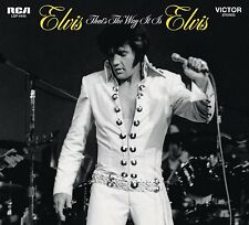 ELVIS PRESLEY - THAT'S THE WAY IT IS: LEGACY EDITION 2CD SET (August 4th 2014)