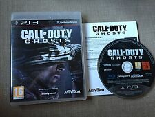PS3 : CALL OF DUTY ghosts