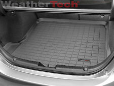 WeatherTech Cargo Liner Trunk Mat for Mazda 3 Sedan - 2014-2017 - Black