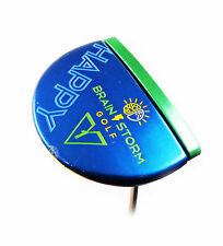 "Brain Storm Golf Happy Adjustable Loft 35"" Mallet Putter With Tool/Weight Kit"