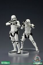 1/10 Star Wars Stormtroopers First Order Episode VII 2-Pack Kotobukiya artfx+