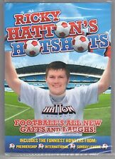 (GW7) Ricky Hatton's Hotshots: Football's All New Gaffs & Laughs - sealed DVD