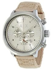 ARMANI EXCHANGE - Men's Street Silver Chronograph Watch - AX1374