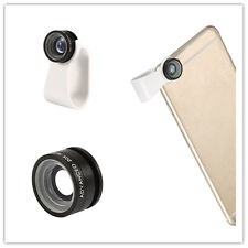 20X  Optical Zoom HD  Macro Camera Lens + Clip Kit For cell Phone HTC LG iPhone