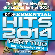 DMC Essential Hits 2014 Part 2 Year End Chart Music DJ CD