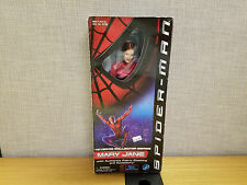 "Toybiz Spider-Man Movie 12"" Mary Jane action figure, Brand new!"