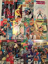 Teen Titans Spotlight lot of 18 issues from set of 1-21   1986 Starfire