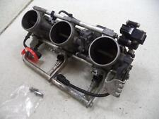 05-14 Triumph Rocket III Classic Roadster Touring THROTTLE BODY BODIES INJECTOR