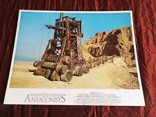 THE ANTAGONISTS - AN ACTION SHOT - UK LOBBY CARD- 11x14 -#4