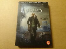 2-DISC SPECIAL EDITION  METAL CASE DVD / I AM LEGEND ( WILL SMITH )