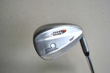 Tiger Shark Spin Grooves Golf Club Sand Wedge 56 Degree Chrome REG FLEX RH USED