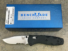 Benchmade Mini Barrage 585S Knife Axis Assist Lock Authorized Benchmade Dealer