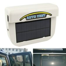 Solar Powered Auto Car Fan Air Vent Ventilator Mini Air Conditioner Cool Cooler