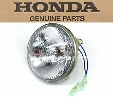 New Genuine Honda 6v Headlight CT90 CT110 CB125 XL185 CM200 XL500 See Notes #S25