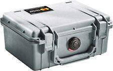 Pelican 1150 Case with Foam for Camera Silver