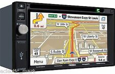 "BRAND NEW JENSEN VX7022 CAR 6.2"" LCD W/ GPS/Navi/ DVD/ BLUETOOTH RECEIVER"