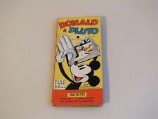 Walt Disney Flipbook 1939 - Daumenkino - Donald & Pluto - Hachette - sehr gut