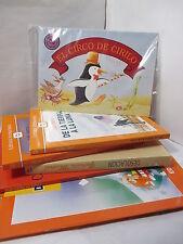 EL CIRCO DE CIRILO Spanish CHILDREN Literature Libros en Espanol Para Ninos