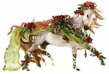 Breyer Bayberry and Roses 2014 Holiday Christmas Horse Toy Model 700117