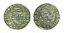 pcc1392_2) AQUILEIA - Ludovico II di Teck (1412-1420) - Denaro, Stemma / Madonna