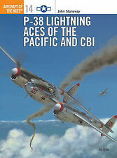 Lightning Aces of the Pacific and CBI by John Stanaway (Paperback, 1997)