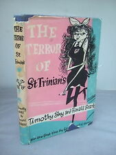 The Terror of St Trinian's or Anglea's Prince Charming Ronald Searle HB DJ 1963