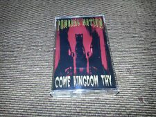 "Funeral Nation ""Come Kingdom Thy"" Tape Venom Slayer Master Possessed Satanic 666"