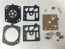 Walbro Carburetor Repair Rebuild Kit for Husqvarna 238, 254 and 262 HDA Carb