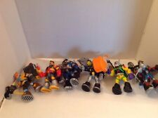 Mattel  Rescue Heroes 1998-2001 Action Heroes With Accessories