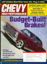 2004 Chevy High Performance Magazine: Budget-Built Brakes/Disc Conversion/LS1