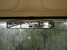 "16.5"" Xtra Wd Panoramic Rearview mirror for golf carts EZ Go, Club Car, Yamaha.."
