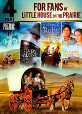 4-Films for Fans of Little House on the DVD
