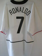 Manchester United 2003-2004 Ronaldo 7 away Football Shirt Size xxl /34782