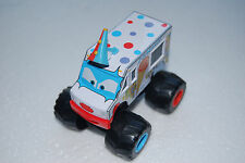 Mattel Disney Pixar Car I Screamer Ice Cream Truck Diecast Metal Toy 1:55 New