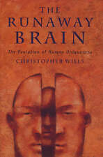 Runaway Brain the Evolution of Human Uniqueness-ExLibrary