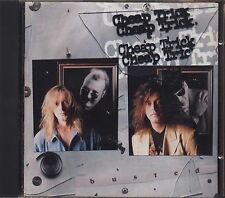CHEAP TRICK - Busted - CD USA 1990 NEAR MINT CONDITION