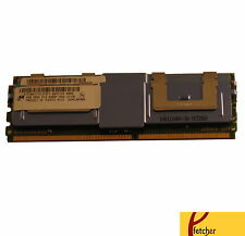 8 GB (2 x 4 GB) FBD Kit For IBM SYSTEM X3650 (7979-XXX, 1914)