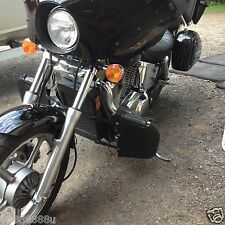 HONDA SHADOW 1100 SPIRIT/SABRE LINBY MULTIBAR SOFT LOWERS  #1 QUALITY & WARRANTY
