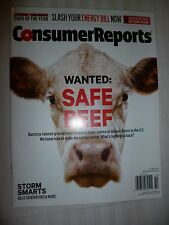 Consumer Reports OCT. 2015 BRAND NEW!  FREE SHIPPING!