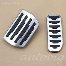 No Drill Foot Pedal Gas Brake Cover FOR Land Rover Discovery Sport Evoque