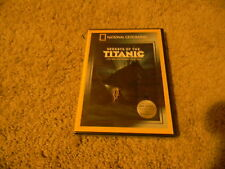 SECRETS OF THE TITANIC, NATIONAL GEOGRAPHIC, DVD, NEW