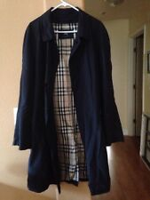 Burberry Raincoat Mens