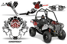 "Polaris Sportsman ""ACE"" ATV Graphic Kit Wrap Quad Accessories Decals CNSPRCY RED"