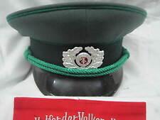 Schirmmütze Polizei Uniformen Effekten Ostalgie Mottoparty Mütze Fasching DDR
