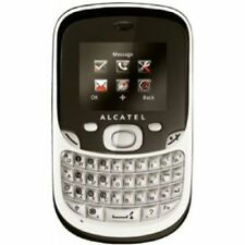 ALCATEL OT-355 MOBILE PHONE - UNLOCKED WITH NEW UK HOUSE CHARGER  AND WARRANTY.